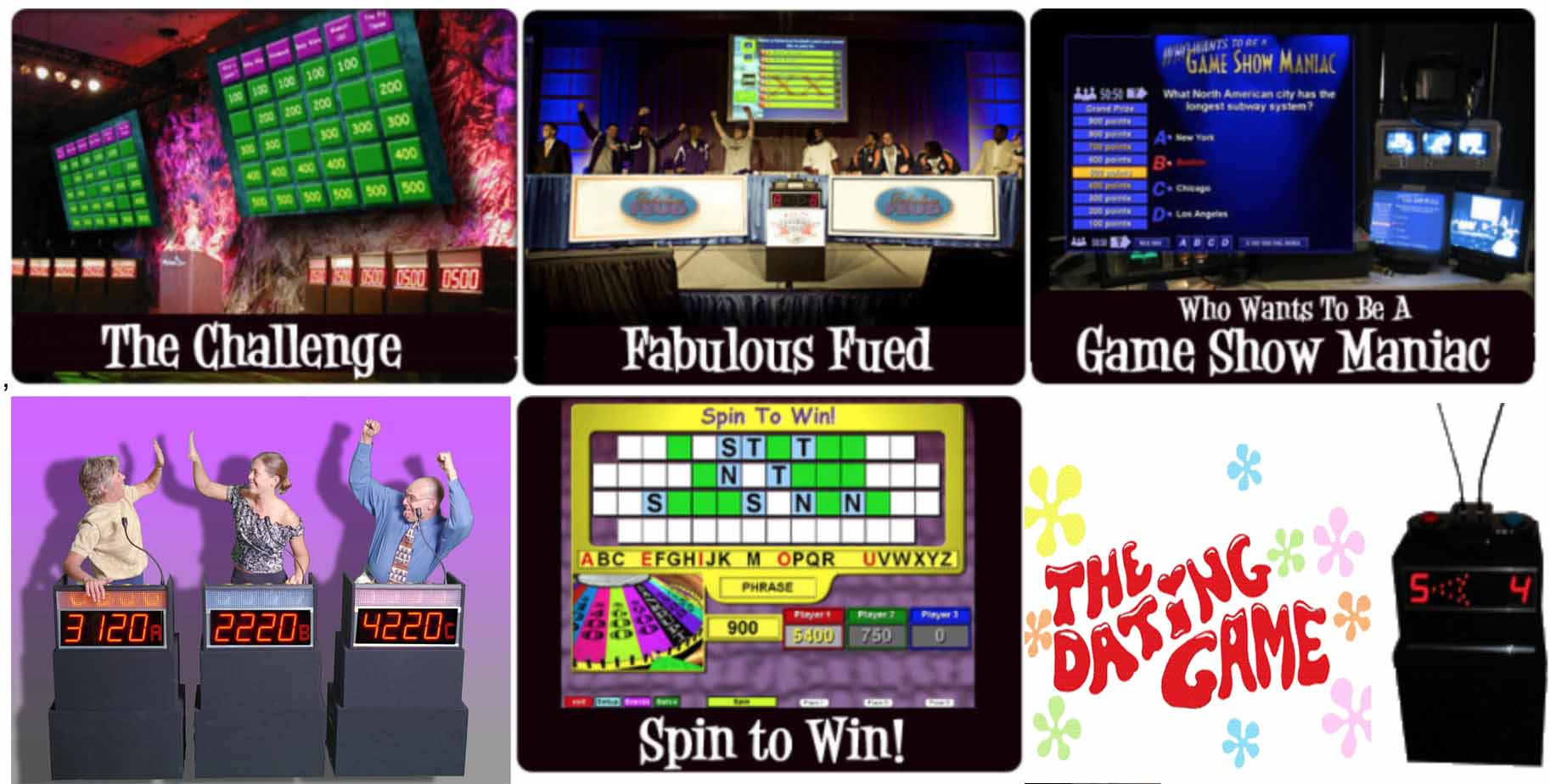 Game Show Events